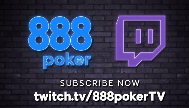 888 Continues to Expand in 2021: Launches New Twitch Channel