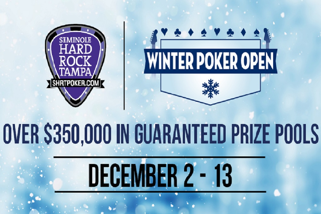 2020 Winter Poker Open Set To Begin