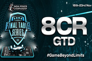 The Final Table Poker Series By IPC Is Here