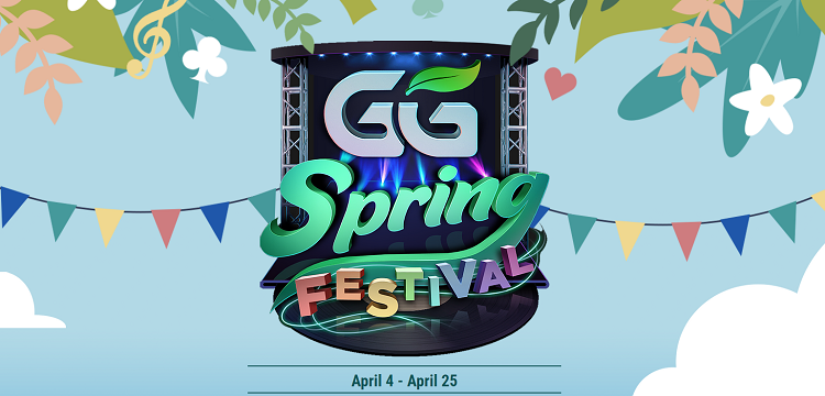 GG Spring Festival Ends as Biggest Series Ever for GGPoker