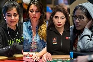 Indian Women Poker Players Cash It In