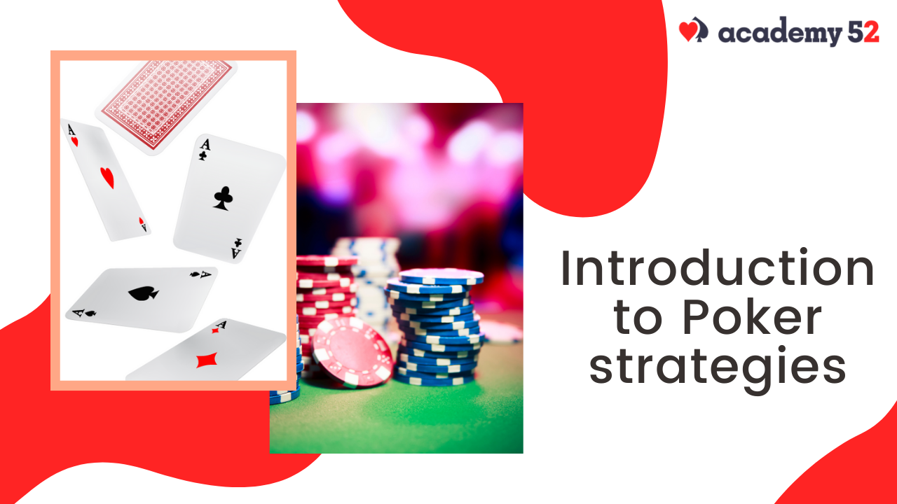 Pengantar strategi Poker
