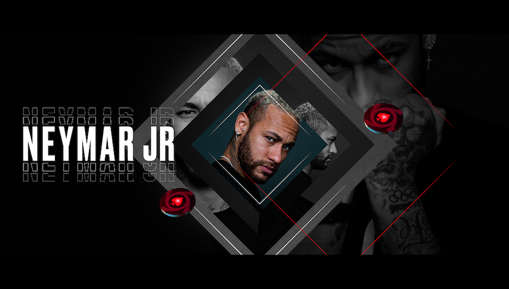 PokerStars Launches Two Big Promotions to Celebrate Neymar Jr in New Cultural Ambassador Role