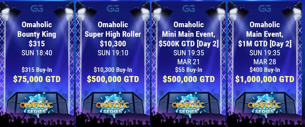 Seri Omaholic By Natural 8 Hits Bulan Maret Ini,