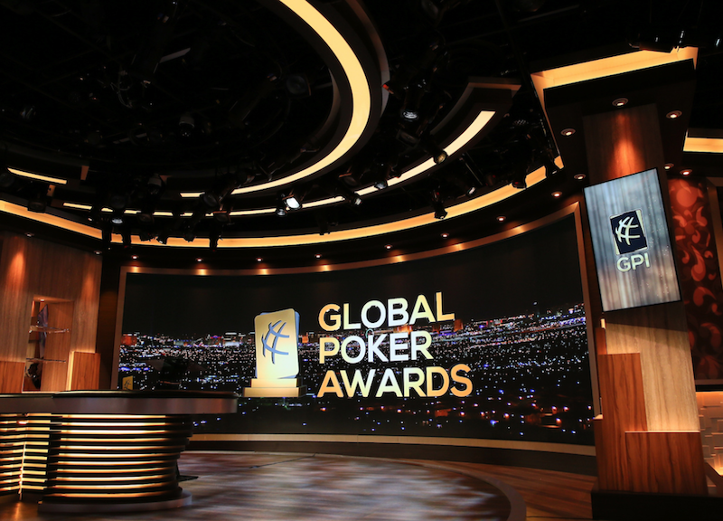 Global Poker Awards to Return in 2022