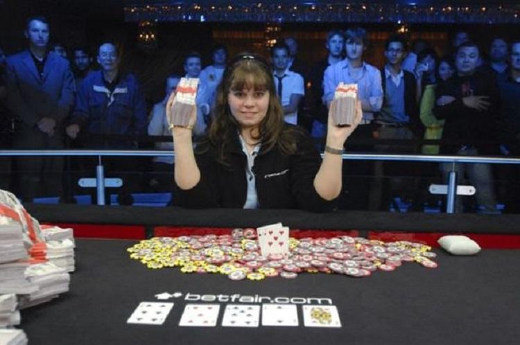 Poker Success Stories: Annette Obrestad