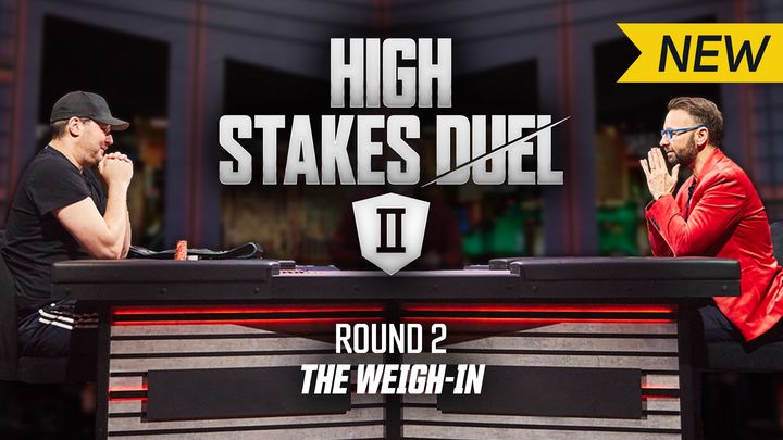 "Hellmuth/Negreanu ""High Stakes Duel II"" Resumes on Wednesday!"