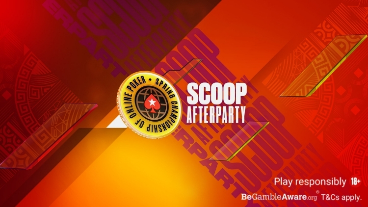 PokerStars Launches SCOOP Afterparty Tournament Series on 18 May