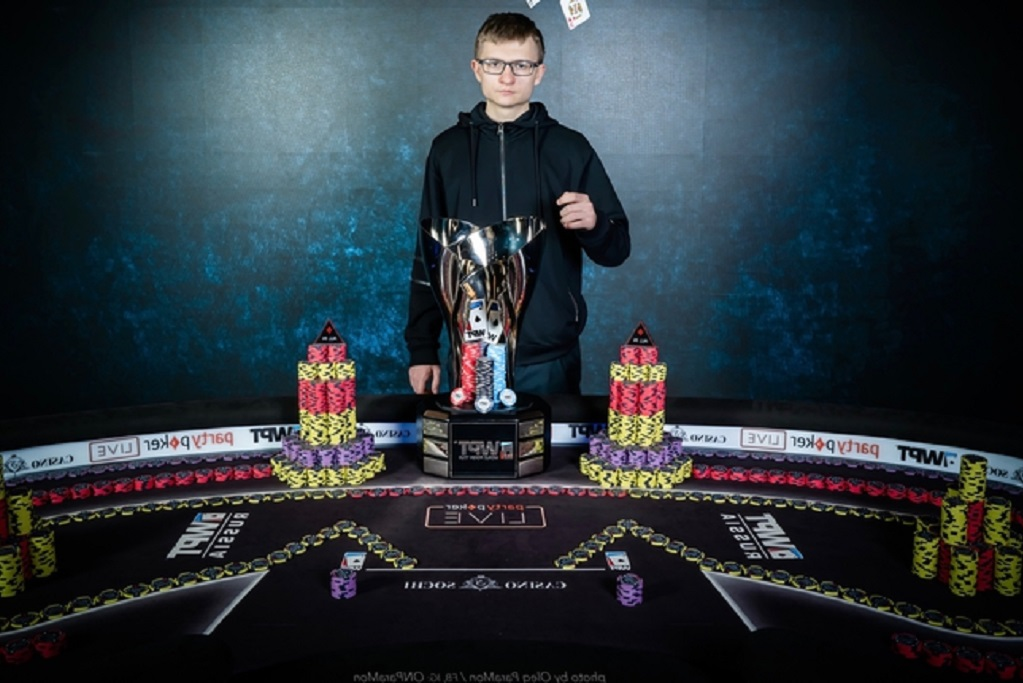 19-Year-Old Sekretarev Aces WPT Russia Main Event