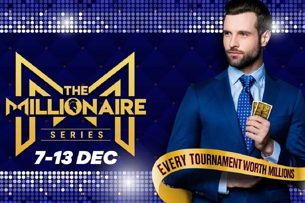 Spartan Poker Announces The Millionaire Series