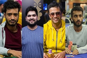 top poker players india