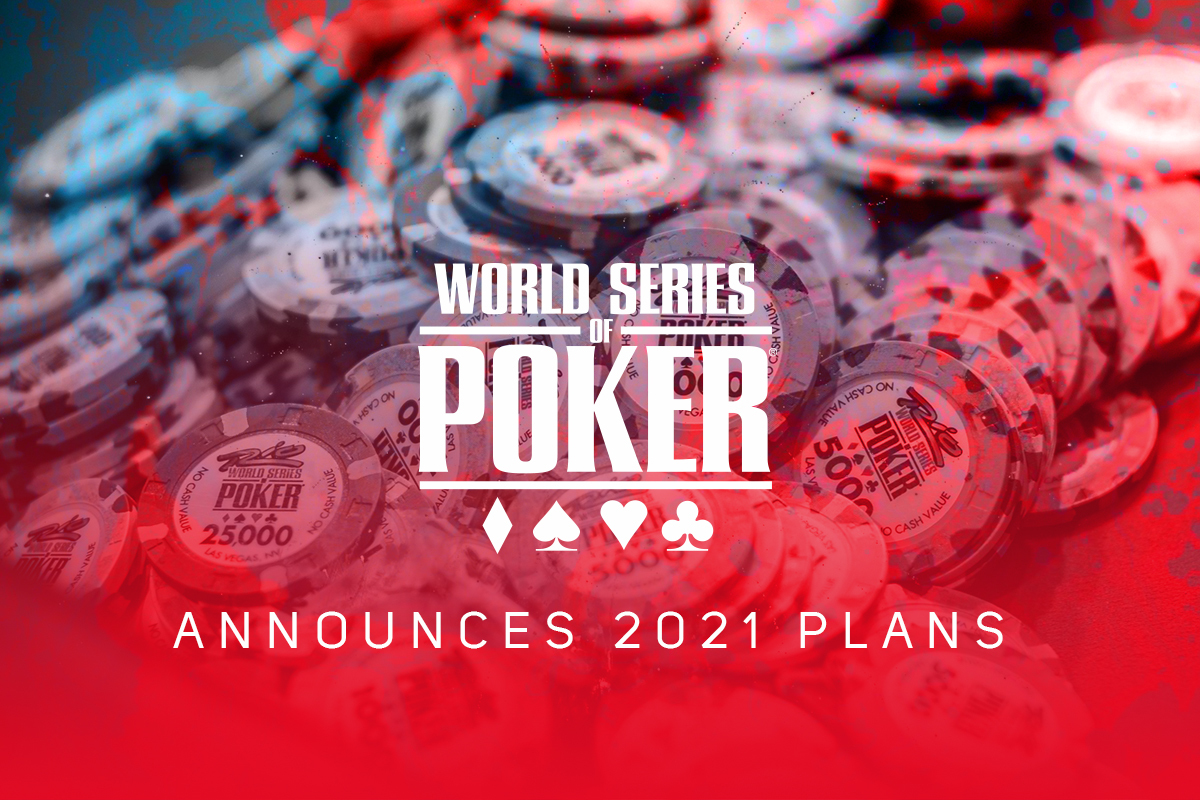 WSOP 2021: Key Highlights to the live schedule announced early April