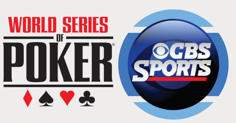 Blast from the Past: WSOP and CBS Ink new Deal