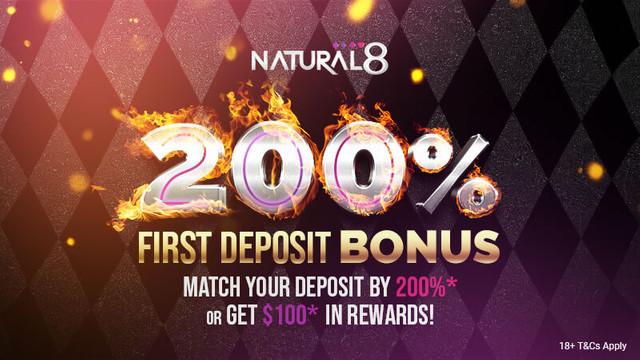 Freeroll $ 100 Mingguan Untuk Pemain India di Natural 8!