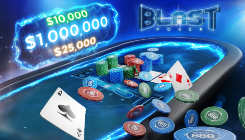 888 Adds Special Celebration Tournaments After Million Dollar Prize Triggered on BLAST SNGs