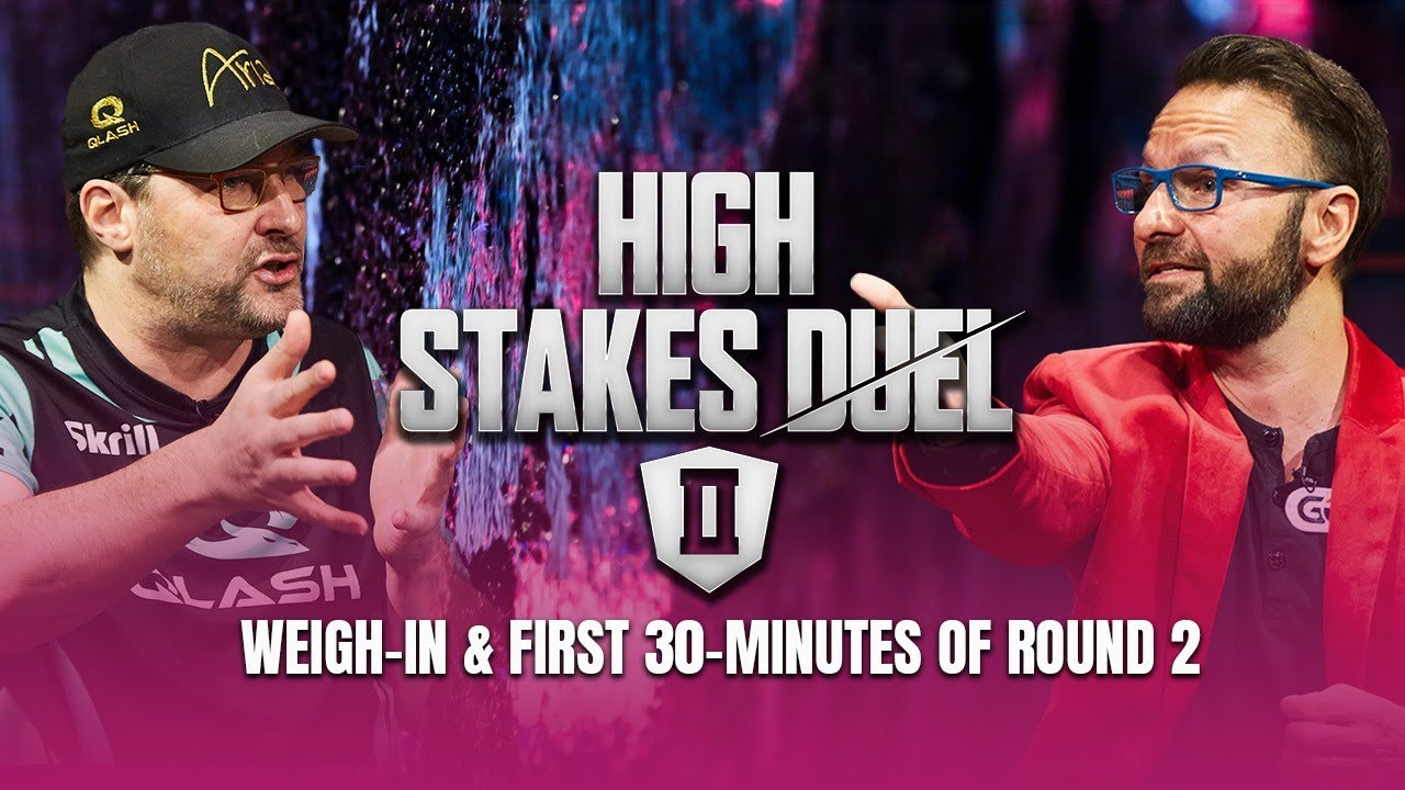 Ready for Hellmuth/Negreanu Round 2? You're Going to Have to Wait